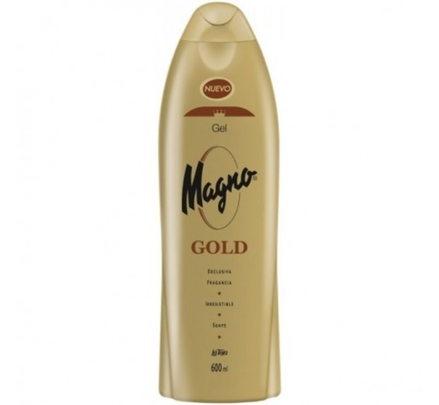 Magno Gold Douchegel 6 Pack