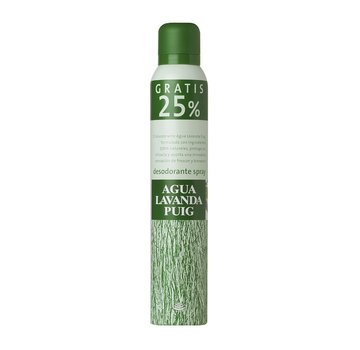 Agua Lavanda Puig Agua Lavanda Puig Deodorant Spray 5+1