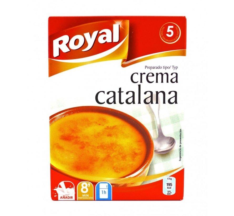 Crème Catalana