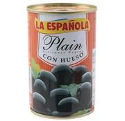 La española Zwarte Olijven met Pit