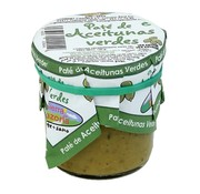 Cazorla Gourmet Tapenade groene olijven