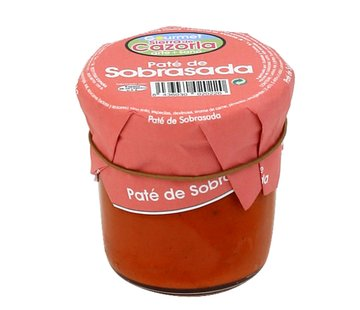 Cazorla Gourmet Tapenade Sobrasada