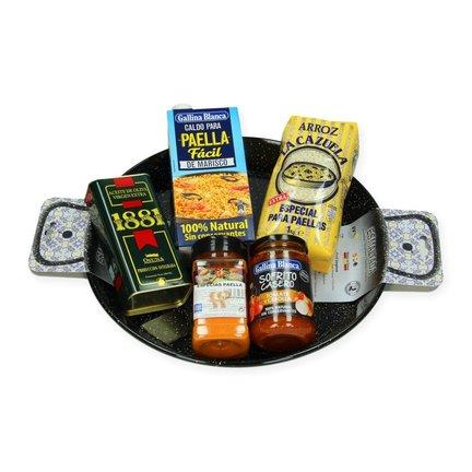 Paella Pannen, Gasbranders en Paella Ingrediënten hier online kopen.