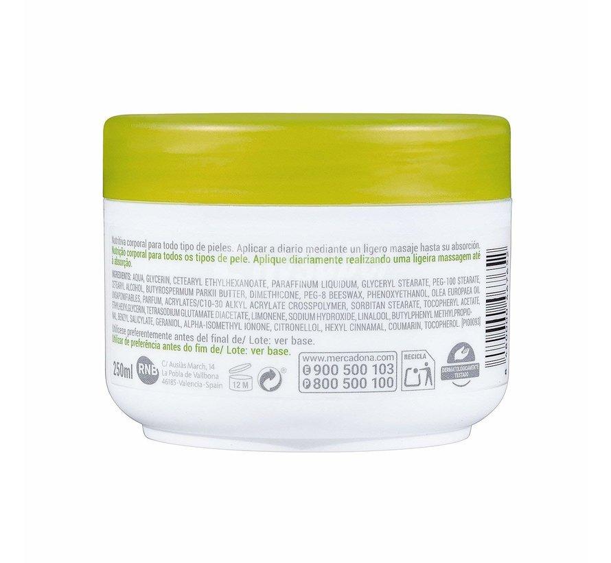 Nutritiva Huidcrème met olijfolie
