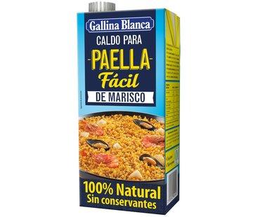 Gallina Blanca Caldo Paella Marisco