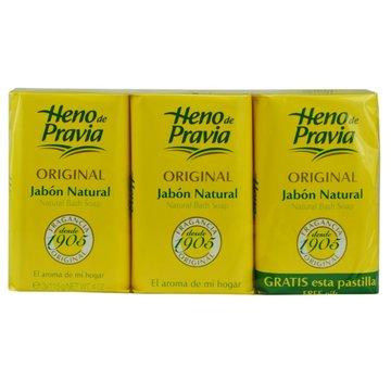 heno de pravia Heno De Pravia zeep ( 2+1)
