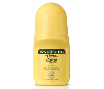 heno de pravia Heno de Pravia Roll-on Deodorant 50ml