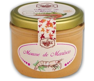 Rosara Mousse de marisco