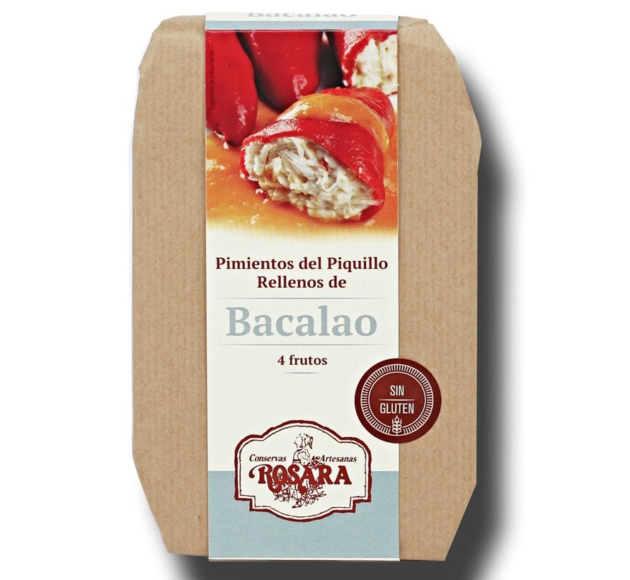 Piquillo Peper Kabeljauw
