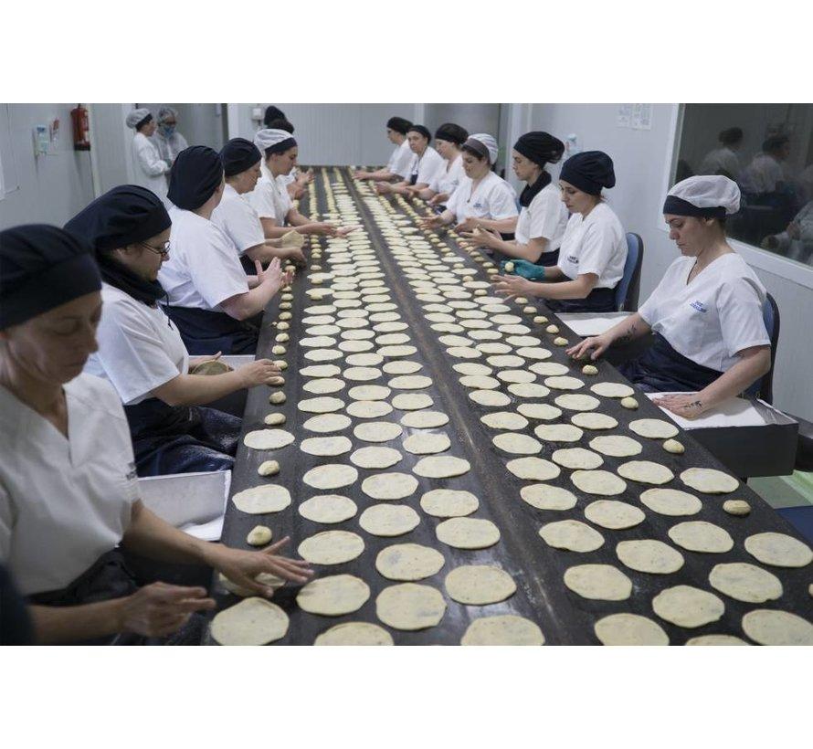 Ines Rosales Olijfolie Crackers Suikervrij