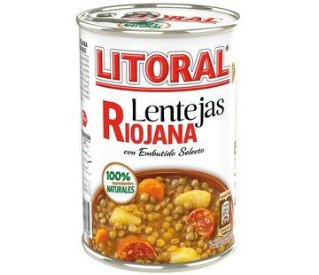 Litoral Lentejas Riojana