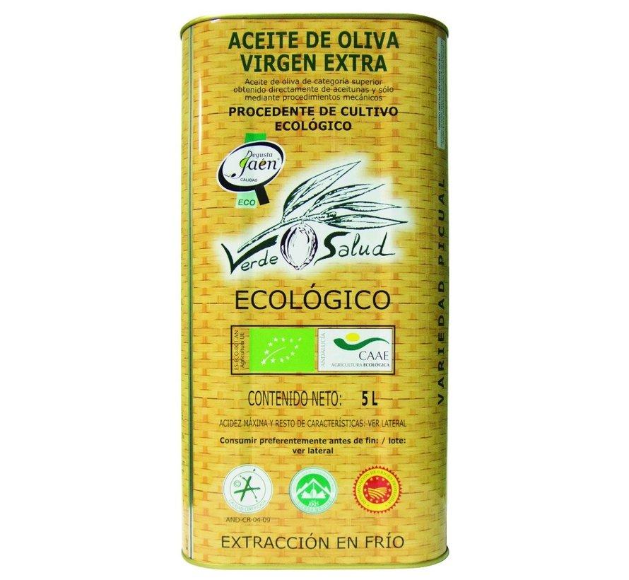 Biologische olijfolie Verde Salud