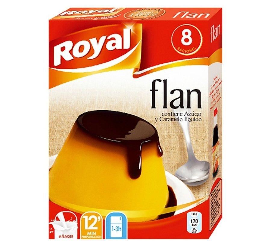 Flan Karamel