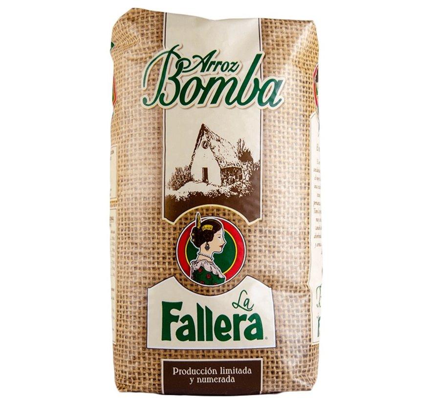 Bomba Rijst La Fallera