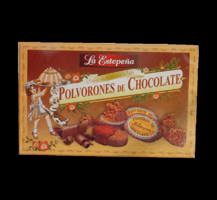 Polvoron Chocolade