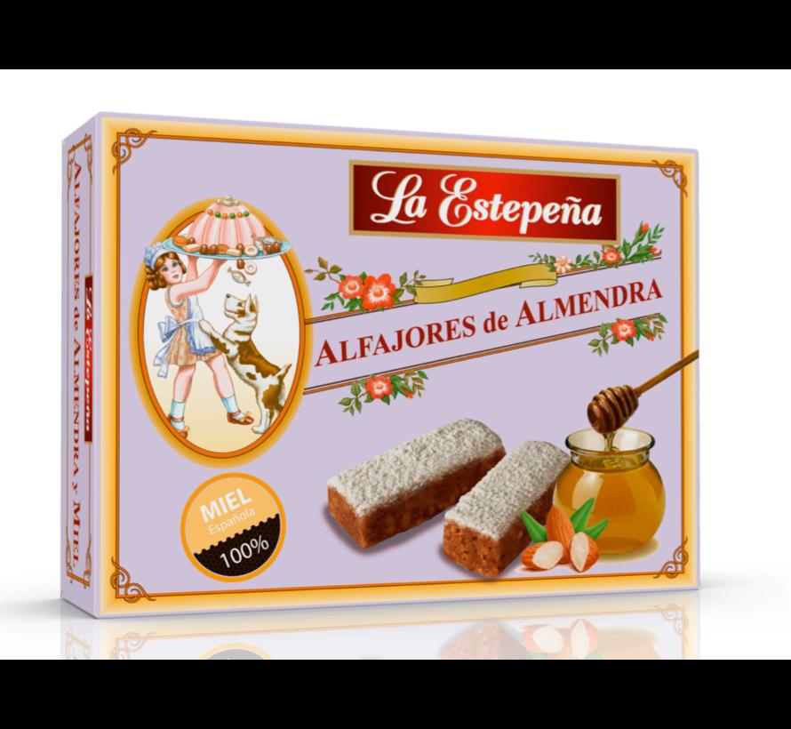 Alfajores de Almendra y miel