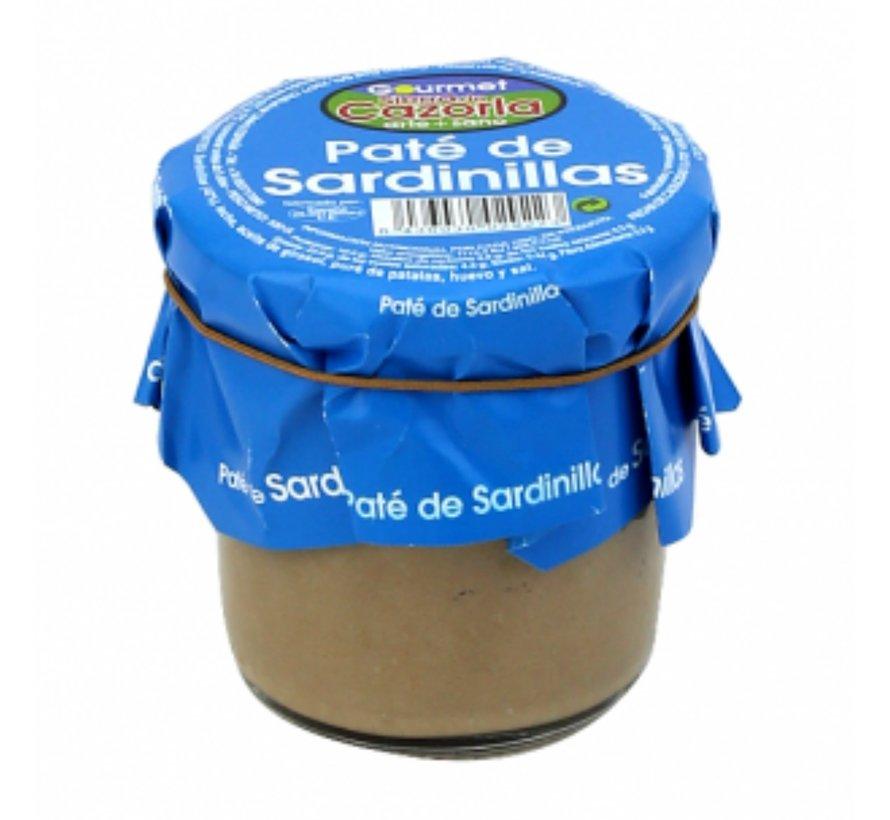 Sardienen Paté