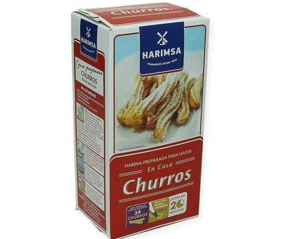 Ram Churros Dip Chocolade