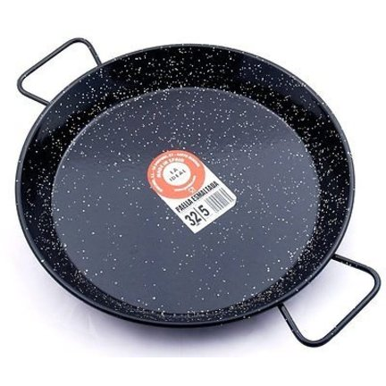 Emaille Paella Pannen