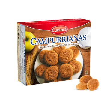 Cuetera Campurrianas Galletas