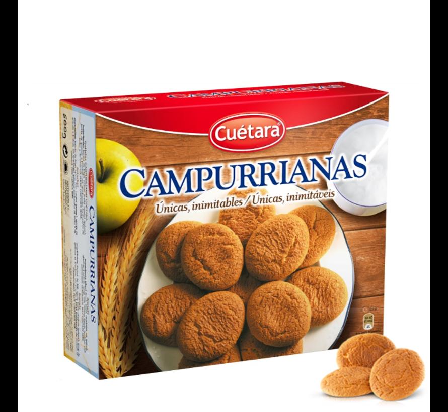 Campurrianas Galletas