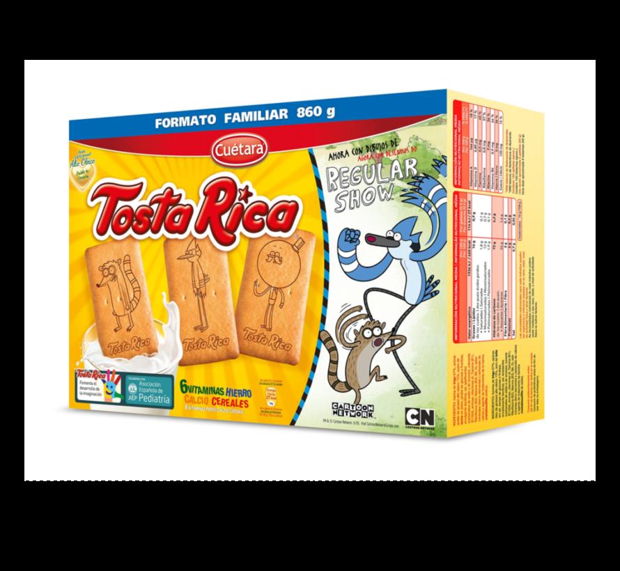 Tosta Ricas Galletas