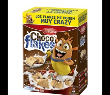 Cuetera Choco Flakes Galletas