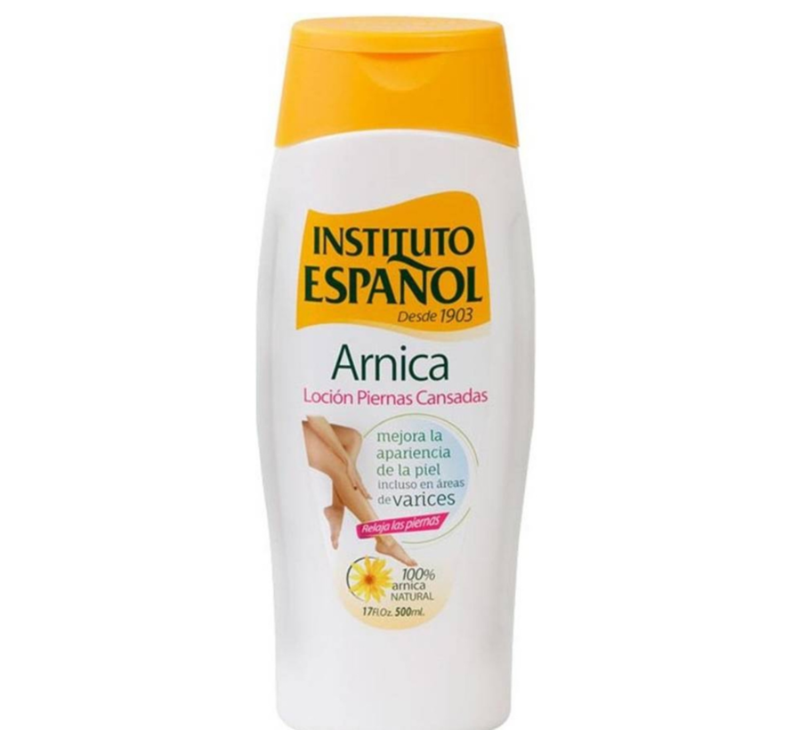 Been Lotion Arnica Instituto Espanol.