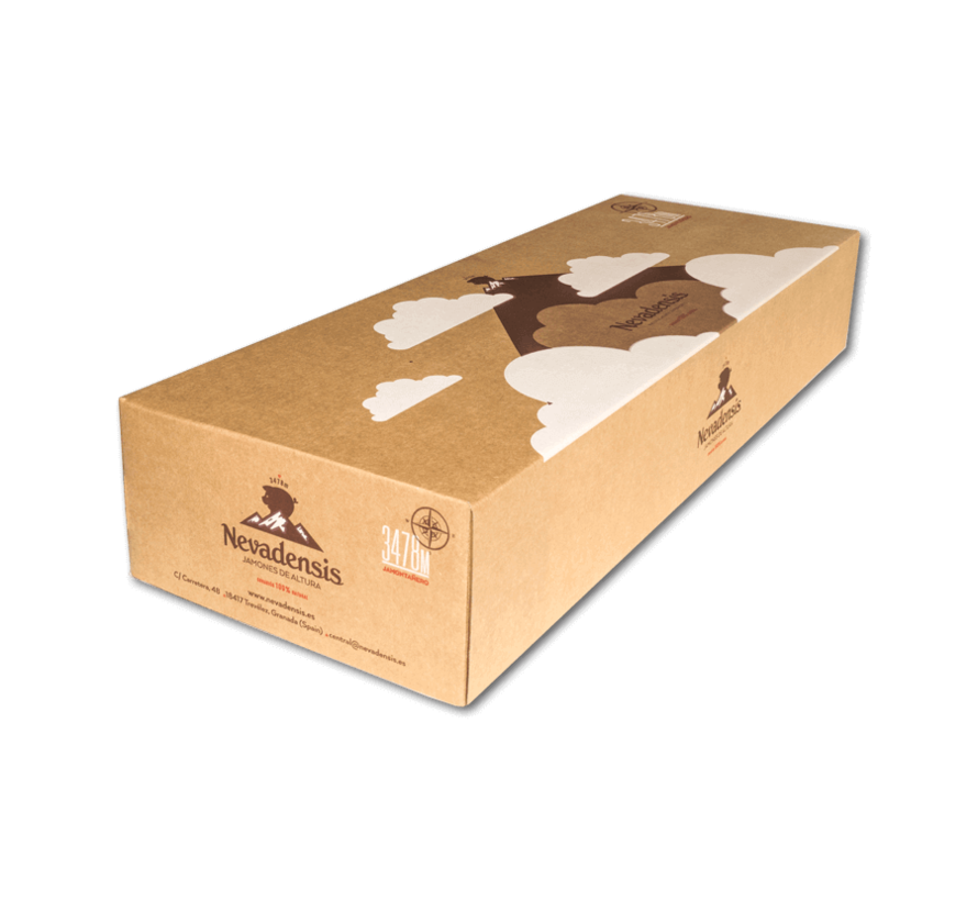 Serranoham BGA Jamon de Trevélez 8,5 kg - 24mnd