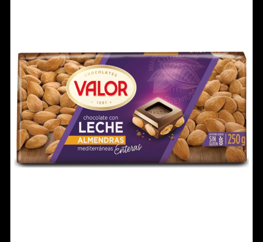 Valor Leche Almendra Chocolade