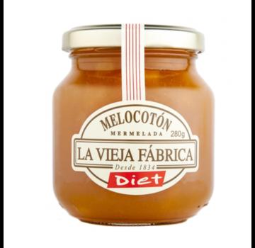 La Vieja Fabrica Dieet Melocoton Perzik Jam