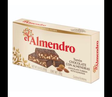 El almendro Turron Chocolade Amandel El Almendro