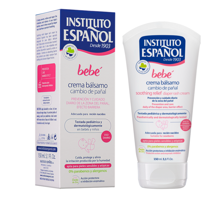 Babybalsem Instituto Español
