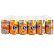 Coca Cola Company Fanta Naranja Pallet