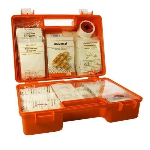 BHV Verbandkoffer Oranje Kruis Compact