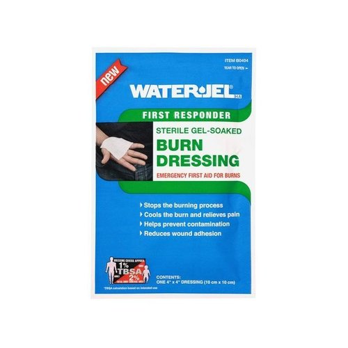 Waterjel HA dressing 10 x 10 cm