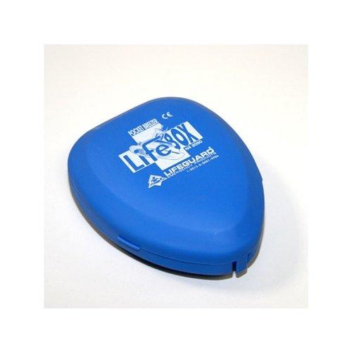 Lifeguard Pocketbreezer beademingsmasker in hard-case