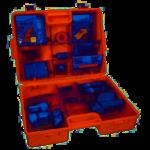 BHV Verbandkoffer Oranje Kruis Groot