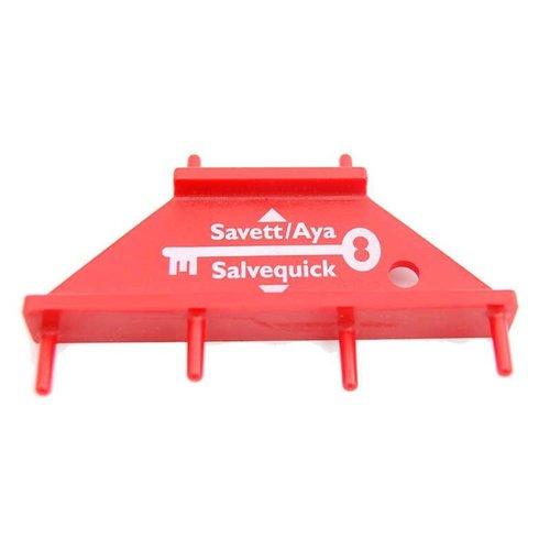 Salvequick sleutel