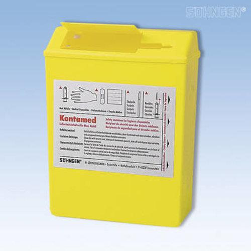 Naaldencontainer Kontamed, 2 liter