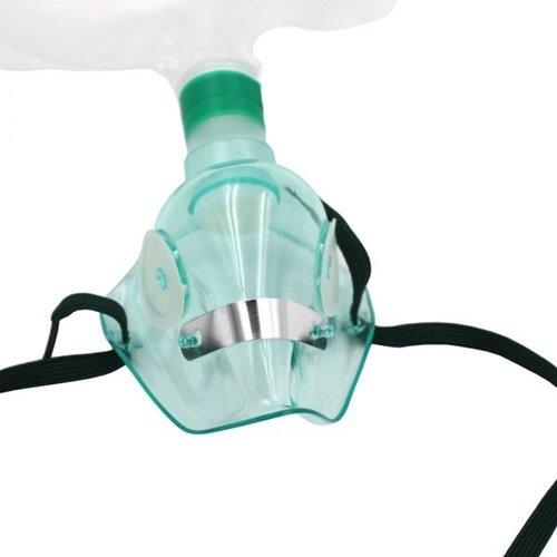 Zuurstofmasker Non-Rebreathing voor volwassen