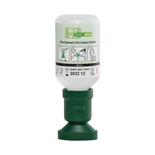 Plum oogspoel fles 500 ml
