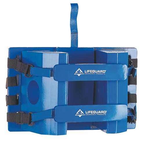 Lifeguard  Hoofd Immobilisatie set Headfix, blauw