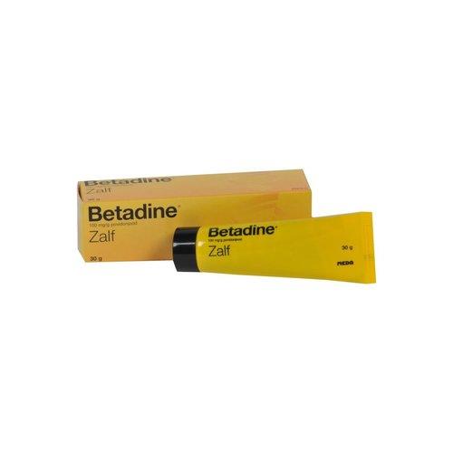 Betadine Zalf, tube 50 ml