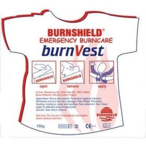 Burnshield Brandwondenvest kinderen