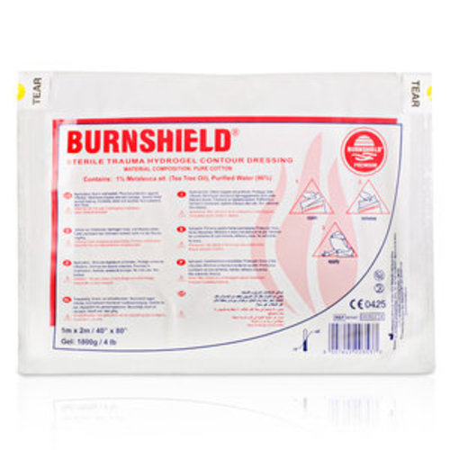 Burnshield Kompres/deken Contour