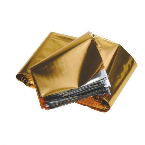 Sanaplast Sanaplast Reddingsdeken goud/zilver, 5 stuks