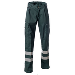 Rescuewear Broek groen, dames