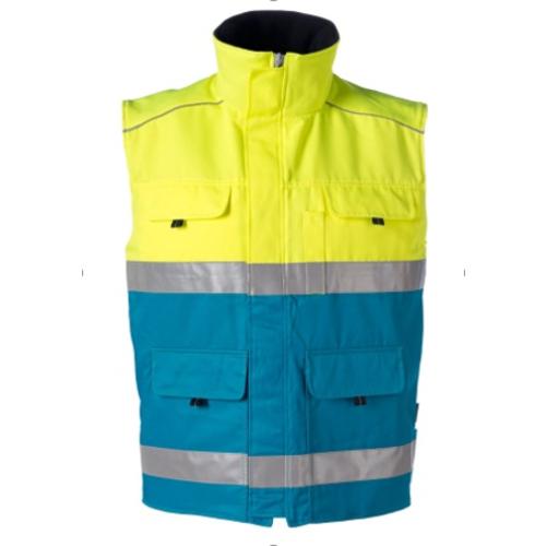 Rescuewear Bodywarmer enamel