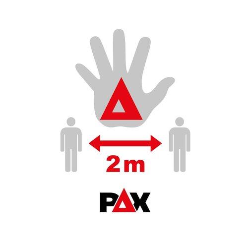 PAX Mondkapje, wasbaar, set van 6